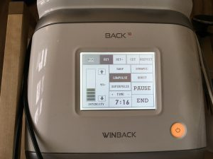 Winback 1S - TECAR ceník